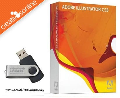 Adobe Illustrator CS3 en Creativos Online