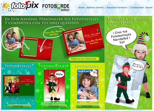 Montajes De Felicitaciones De Navidad.Postales Montajes Y Bordes De Navidad Para Fotos
