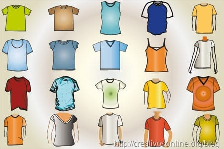 camisetas_vectorizadas