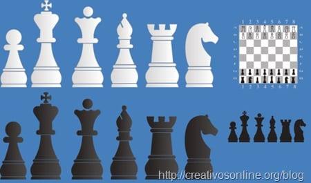 ajedrez_vectores
