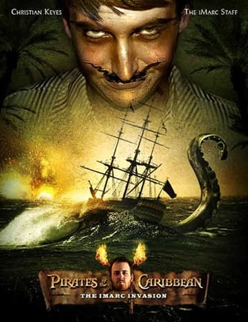 cartel de pelicula con photoshop