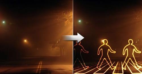 glowing-light