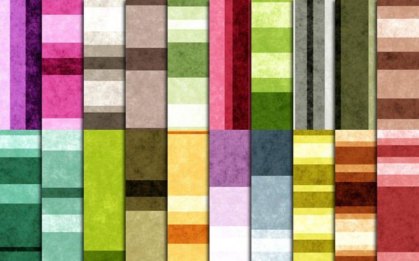 Más de 46 motivos (patterns) gratis para descargar y usar en Photoshop