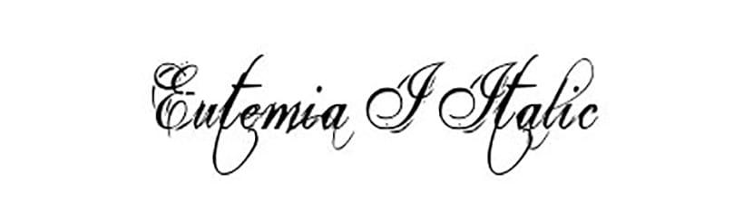 Eutemia-font