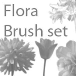 Flower_Brush_set_by_Markhenderson81