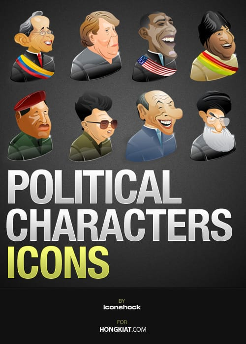 political-icons