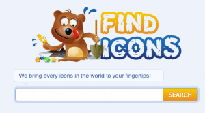 findicons.com trovare icone