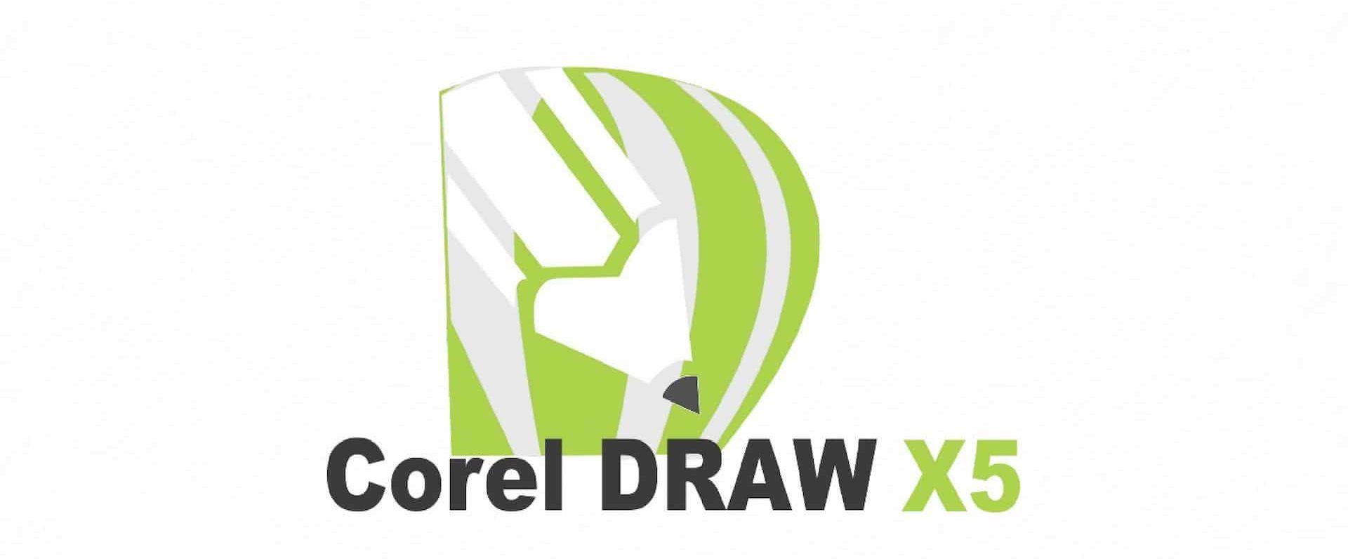 Qué es CorelDraw suit X5