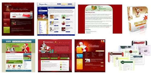 Dosis De Inspiracion Para Hacer Disenos Web De Navidad