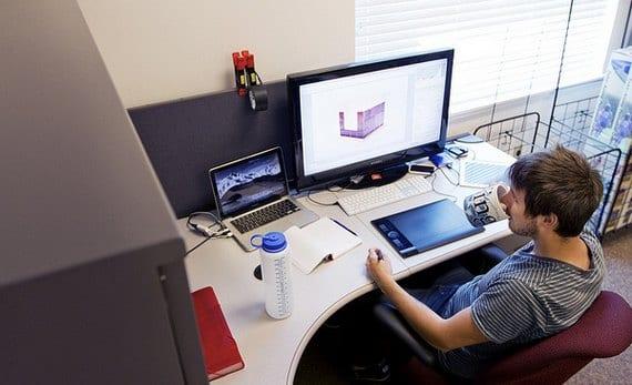 Decoración de oficinas para freelance