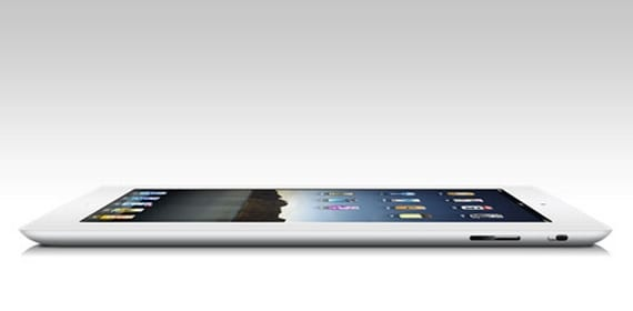 iPad en PSD