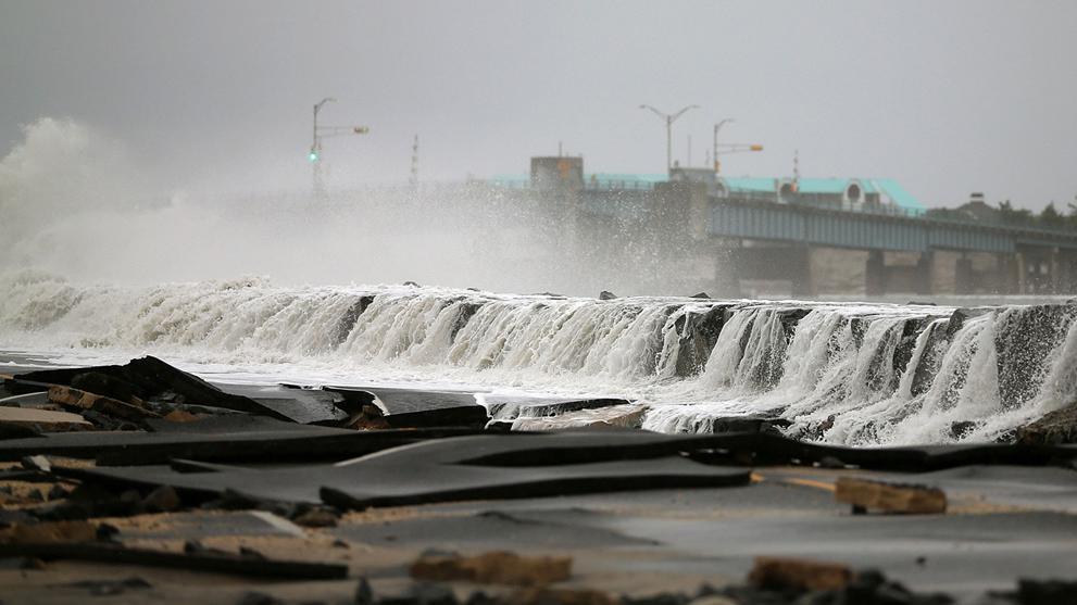 Fotos huracán