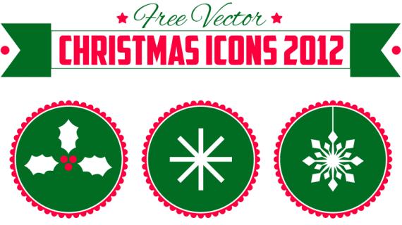 Iconos Navidad