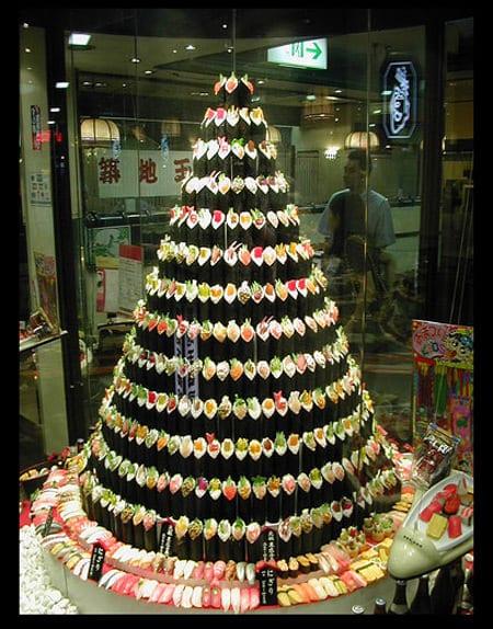 Rboles navide os realmente llamativos y originales for Como hacer un arbol de navidad original