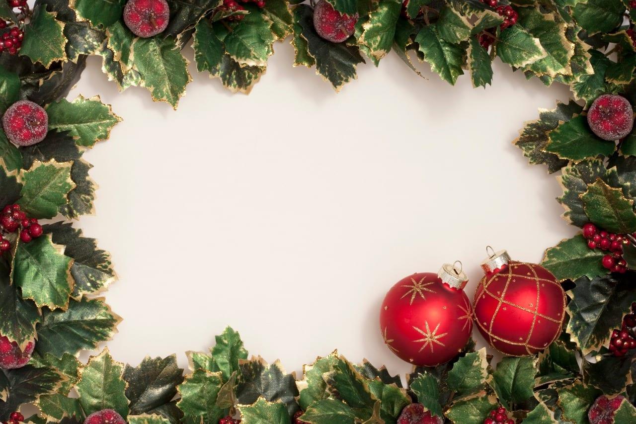 Tarjetas de navidad listas para imprimir