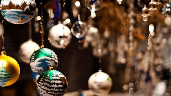 Twitter, imagen de cabecera navideña