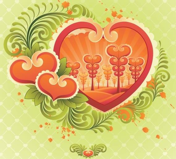 Vectores amor