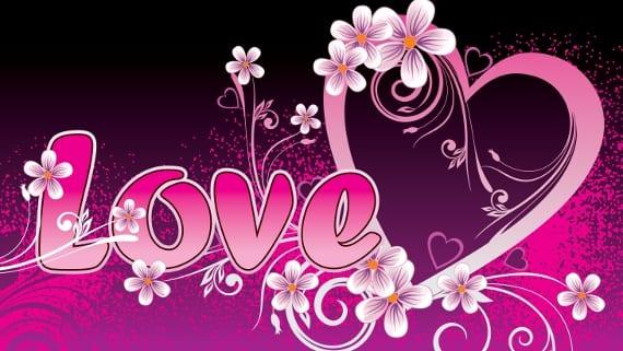 Vectores día del amor