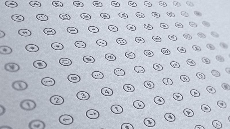 Metrize Icons, iconos estilo Metro