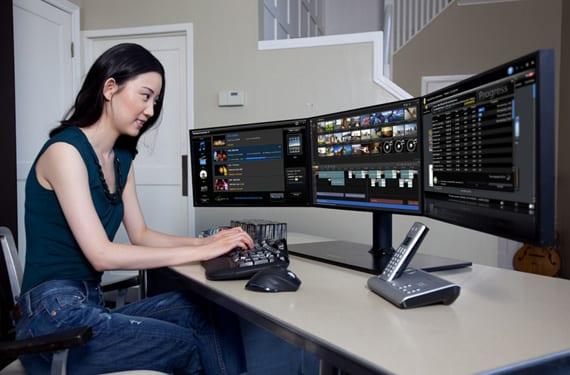 Tecnología AMD Eyefinity: configuraciones multipantalla
