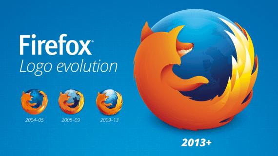 Nuevo logo de Firefox
