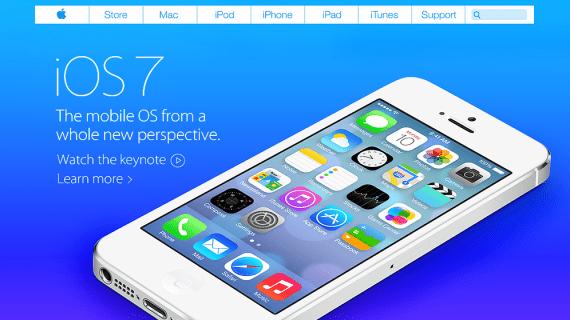 Jony Ive iOS 7