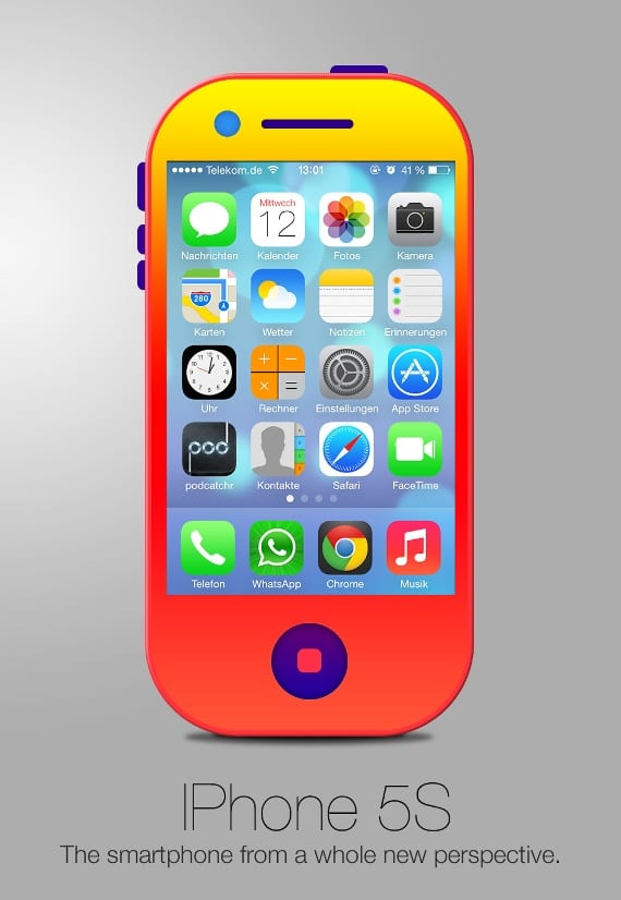 iOS 7 parodias 5