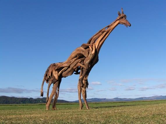 Esculturas madera 2