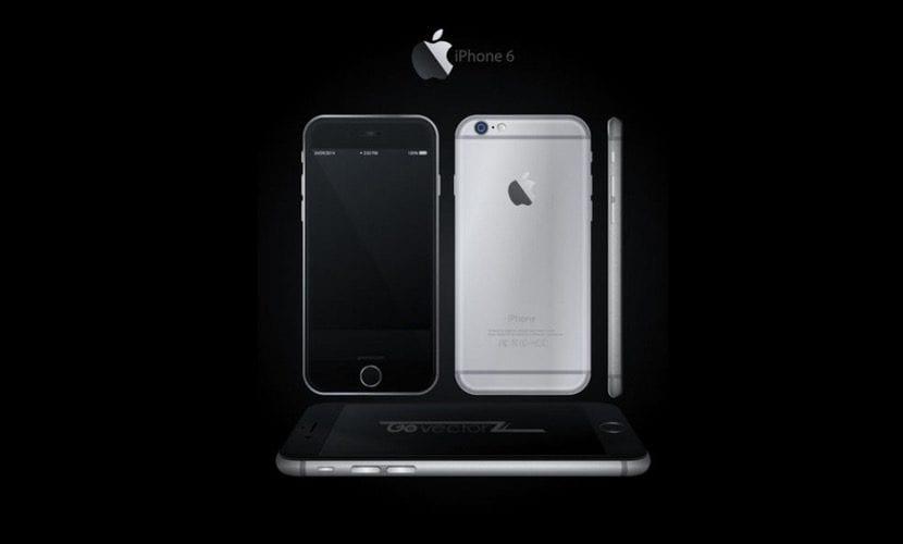 Mockup de iPhone
