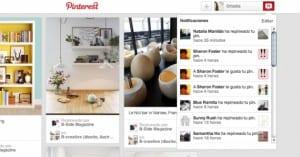 Novedades en tu perfil de Pinterest