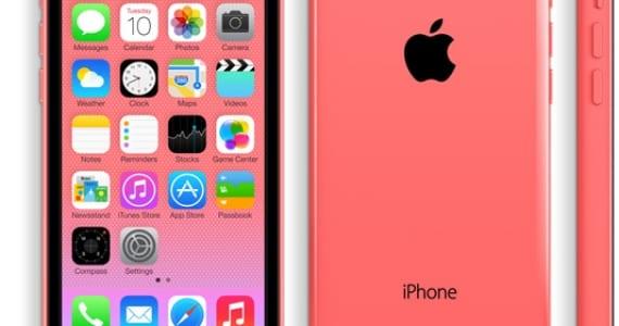 El nuevo Iphone 5C