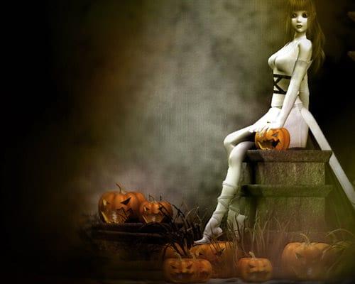 5 fondos de pantalla para Halloween