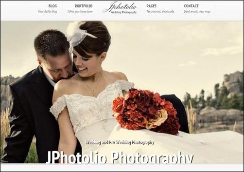 5 temas WordPress para sitios web de bodas