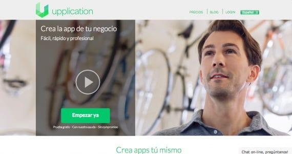 Upplication, crea la app de tu negocio de forma rápida y sencilla