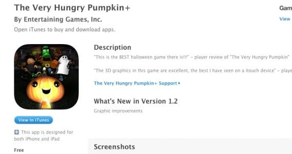 5 aplicaciones de halloween para iOS gratuitas