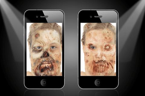 Convierte tu foto en zombi animado con ZombieBooth