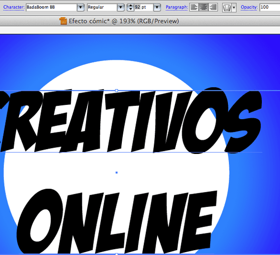 Tutorial paso a paso Illustrator