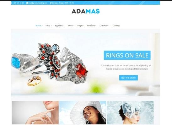5 temas WordPress Premium para webs de comercio electrónico