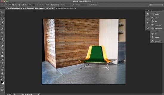 5 tutoriales para conocer lo nuevo de Photoshop CS6