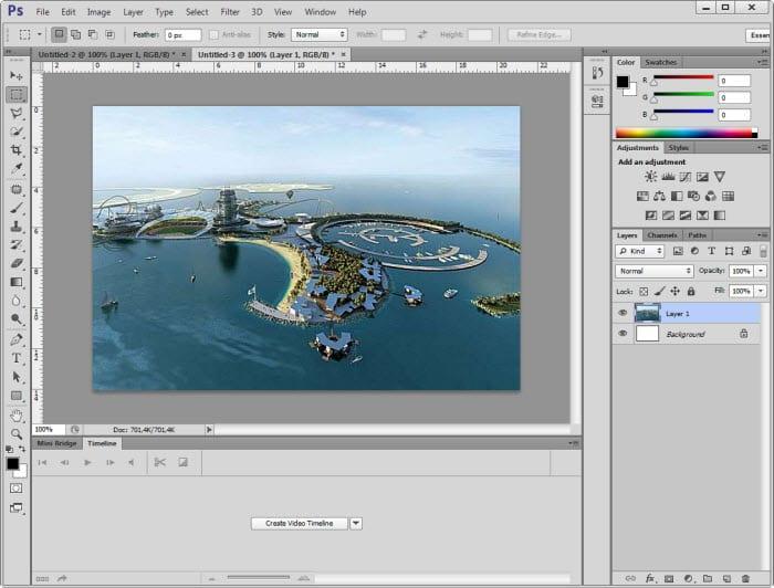 Adobe Photoshop, el secreto de los diseñadores gráficos