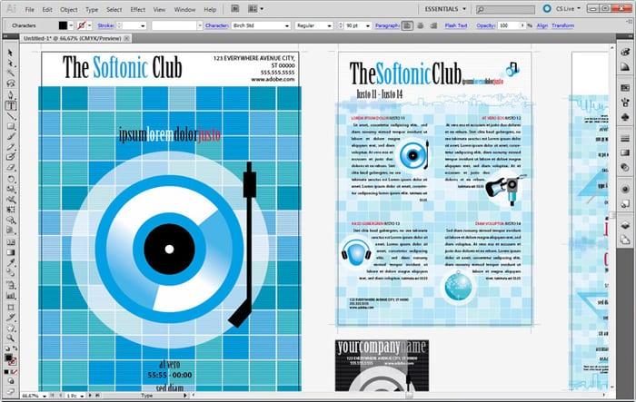 Adobe ilustrator – Diseño vectorial