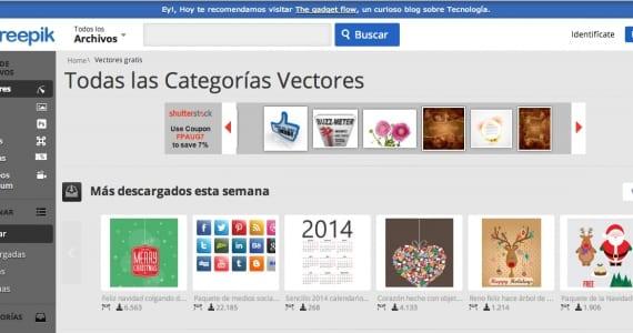 3 Webs con dibujos vectoriales gratis