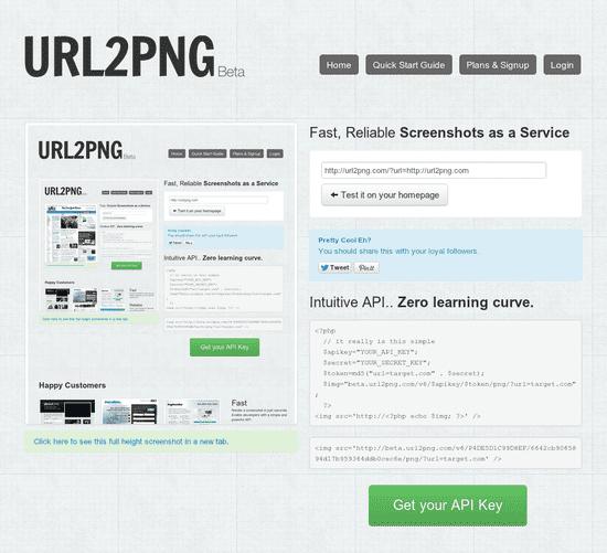 URL2PNG  vista preliminar gratuita