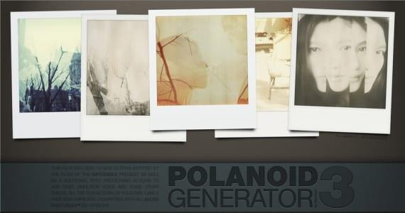 Generador de Polaroid