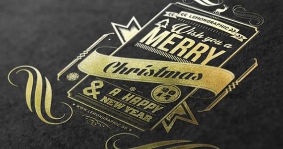 10 Postales navideñas para inspirarte
