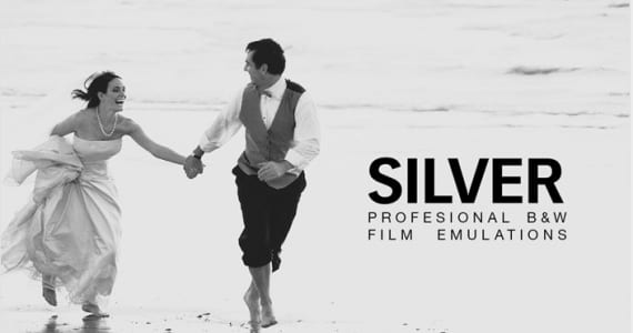 Silver, acciones gratuitas para Photoshop