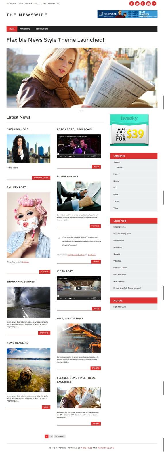 The Newswire