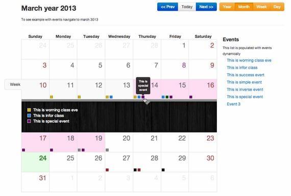 calendario-bootstrap