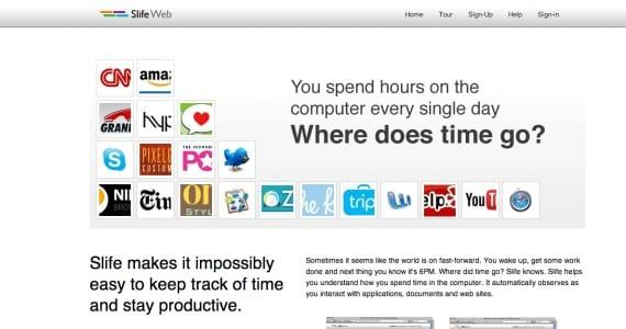Slife y como gestionar tu tiempo