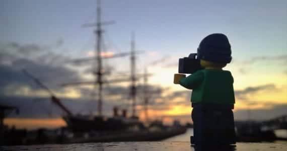 The Legographer